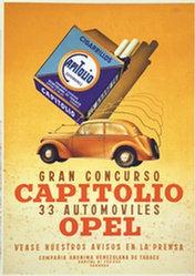 Groth Walter - Capitolio / Opel