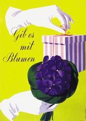 Looser Hans - Gib es mit Blumen