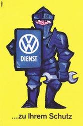 Looser Hans - VW Dienst
