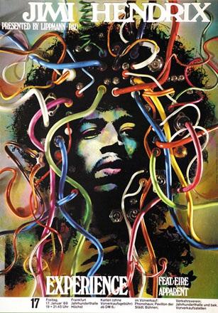 Kieser Günther - Jimi Hendrix