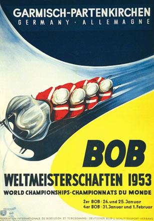 Müller-Pilgram Heinz - Bob Weltmeisterschaften