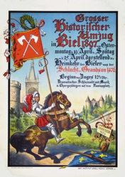 Pagnard Edmond - Historischer Umzug Biel