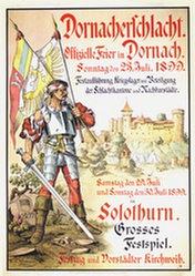 Puschmann Rolf - Dornacherschlacht