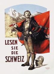 Schaupp Richard - Die Schweiz