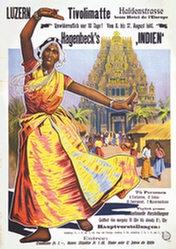 Anonym - Hagenbecks Indien