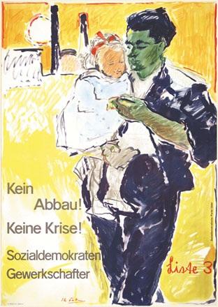 Falk Hans - Kein Abbau! - Keine Krise!