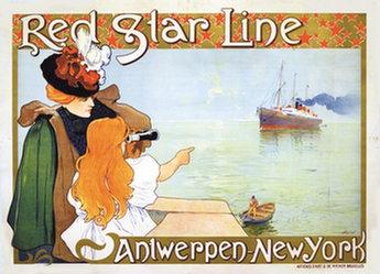 Cassiers Henri - Red Star Line