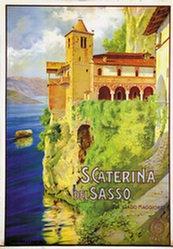 Anonym - S. Caterina del Sasso - Lago Maggiore