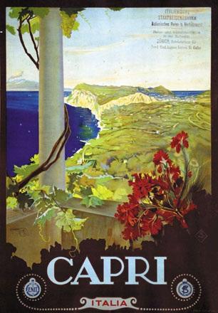 Borgoni Mario - Capri - Italia
