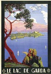 Tremator Severino - Le Lac de Garda
