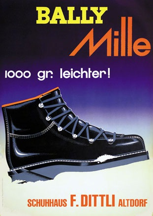 Augsburger Pierre - Bally Mille