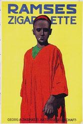 Anonym - Ramses Zigarette