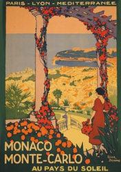 Broders Roger - Monaco - Monte-Carlo