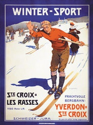 Elzingre Edouard - Yverdon-Ste. Croix - Winter-Sport