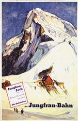 Hodel Ernst - Jungfrau-Bahn