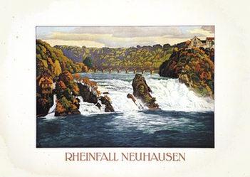 Schlatter Ernst Emil - Rheinfall Neuhausen