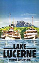 Vogel Werner - Lake Lucerne