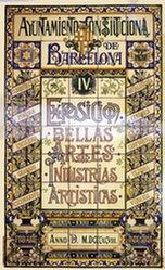 Anonym - Exposicion Bellas Artes
