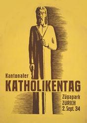 Anonym - Kantonaler Katholikentag
