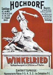 Anonym - Winkelried