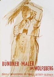 Carigiet Alois - Bündner-Maler im