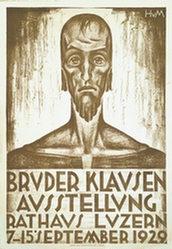 von Matt Hans - Bruder Klausen Ausstellung
