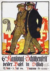 Plattner Otto - Kantonal-Schützenfest