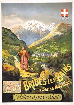 Tanconville (Henri Ganier) - Brides-les-Bains