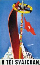 Carigiet Alois - A tél Svajcban