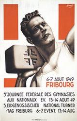 Anonym - Journée fédérale des Gymnastes