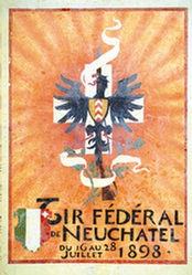 Anonym - Tir fédéral Neuchâtel