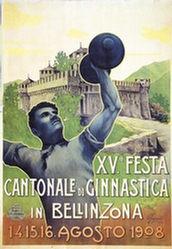 Bernasconi Fausto - Festa di Ginnastica