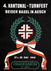 Billerback - Kantonal-Turnfest beider Basel