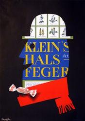 Brun Donald - Klein's Halsfeger