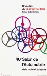 Brun Donald - Salon de l'Automobile Bruxelles