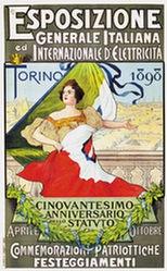 Carpanetto Giovanni Battista - Esposizione Generale Italiana Torino