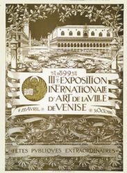 Sezanne Augusto - Exposition dArt de Venise