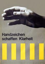 Hartmann Hans - Handzeichen schaffen Klarheit