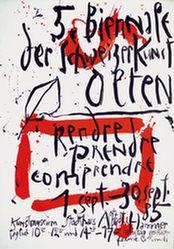 Mumprecht Rudolf - Biennale der Schweizer Kunst