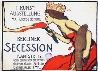 Schulz Wilhelm - Berliner Secession