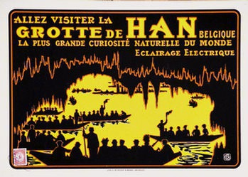 Anonym - Allez visitez la Grotte de Han