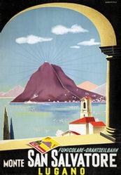 Barberis Franco - Monte San Salvatore