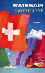 Bühler Fritz - Swissair - Switzerland
