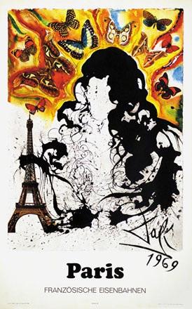 Dali Salvador - Paris