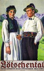 Nyfeler Albert - Lötschental