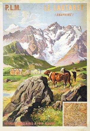 Tanconville (Henri Ganier) - Le Lautaret