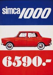Diggelmann + Mennel - Simca 1000