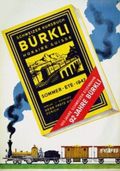Anonym - Kursbuch Bürkli