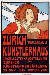Boscovits Fritz - Zürcher Künstlerhaus