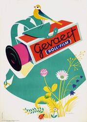Brun Donald - Gevaert Roll-Film